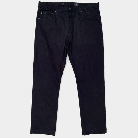 Ag Adriano Goldschmied Other - AG Everett Slim Straight Pants Black 36